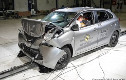 Suzuki Baleno crash test: 3 stele mari