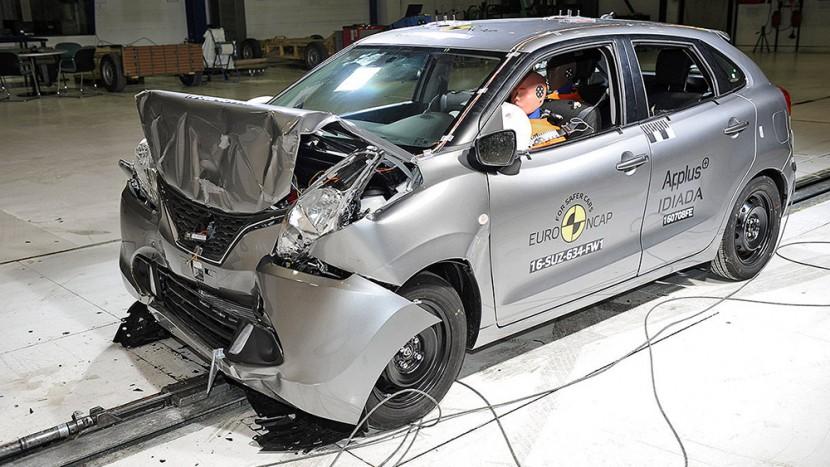 2016 Suzuki Baleno Crash Test (1)
