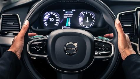 Volvo: rulare autonomă pe străzile Marii Britanii