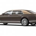 2017 Bentley Mulsanne First Edition