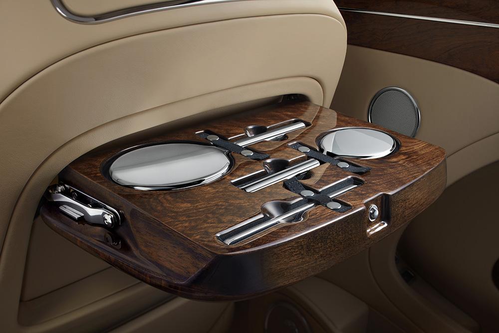 2017 Bentley Mulsanne First Edition