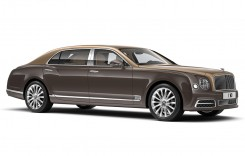 Lux suprem: Bentley Mulsanne First Edition