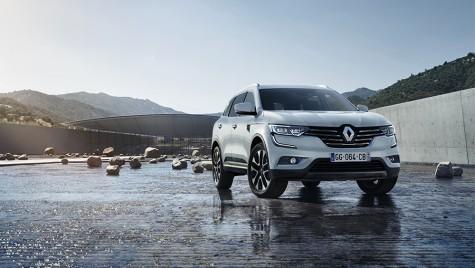 Noul Renault Koleos va fi prezentat la Beijing