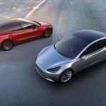 Tesla Model 3 - uzina Tesla