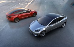 Tesla Model 3, in sfarsit prezentat