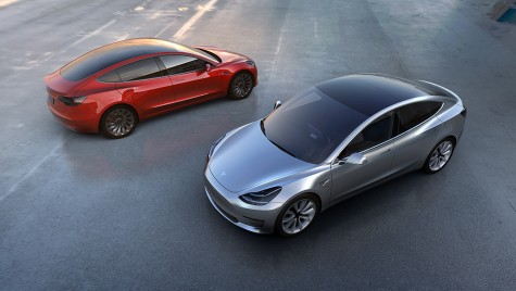 Tesla Model 3, in sfarsit prezentat