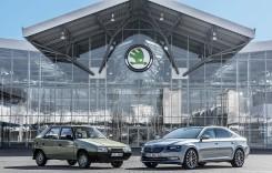 25 de ani de parteneriat Skoda – VW