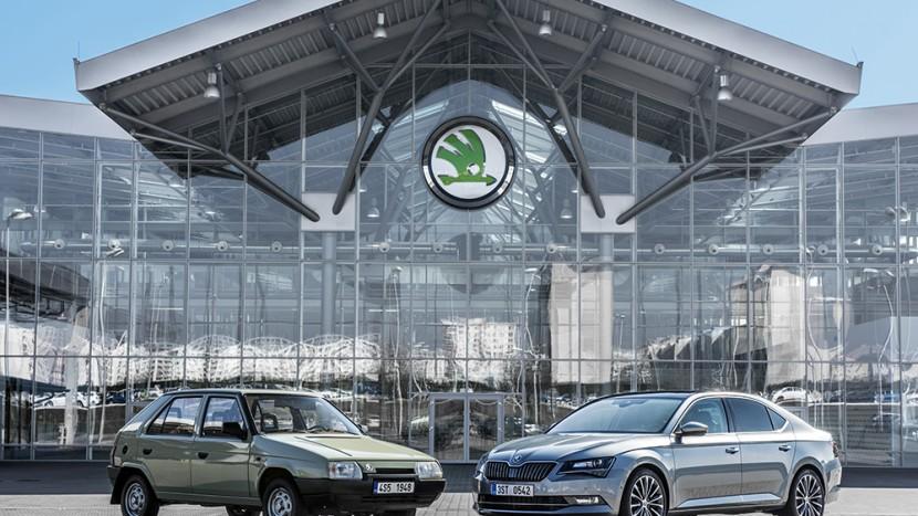 Skoda - VW