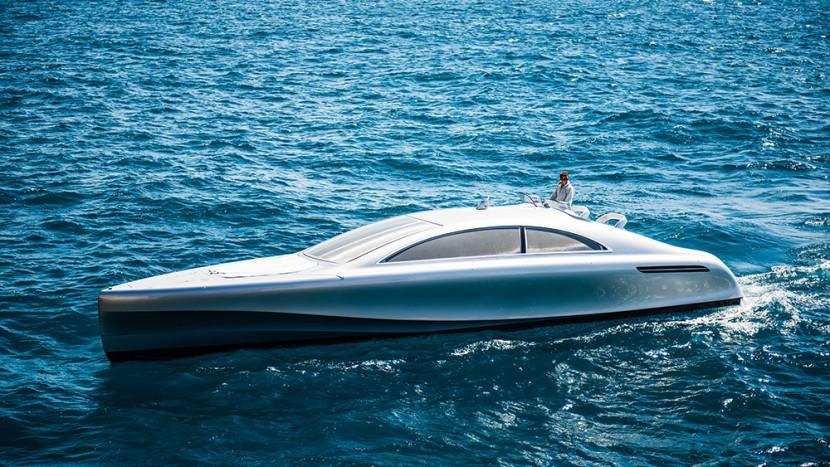 Yacht Mercedes