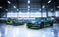 De pe circuit pe șosea: Aston Martin Vantage GT8