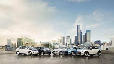 BMW car sharing: ofertă germană pentru americani