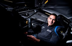 Chris Harris on Bentley Continental GT 3