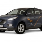 Hyundai ix35 Fuel Cell Bee Zero