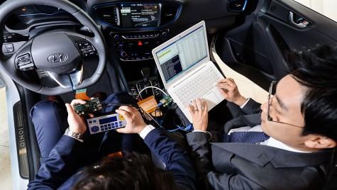 Hyundai pregătește mașina ultra-inteligentă