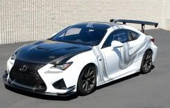 Lexus RC F GT Concept – șosea sau circuit?