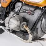 Motocicleta BMW vintage