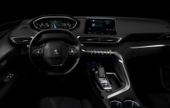 Noul interior Peugeot i-Cockpit