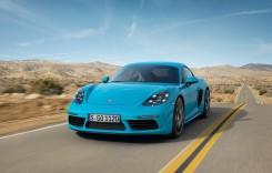 Bateriile prea grele – obstacol în calea electrificării lui Porsche 718 Cayman/Boxster