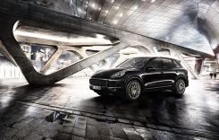 Mai dichisit și foarte economic: Porsche Cayenne Platinum Edition