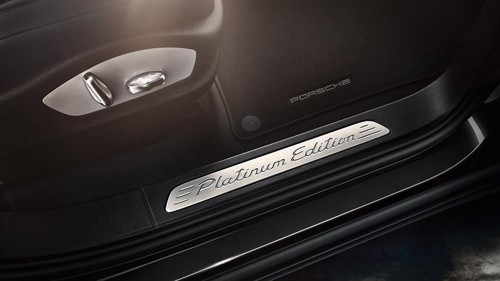 Cayenne Platinum Edition