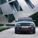 Range Rover Evoque Amber