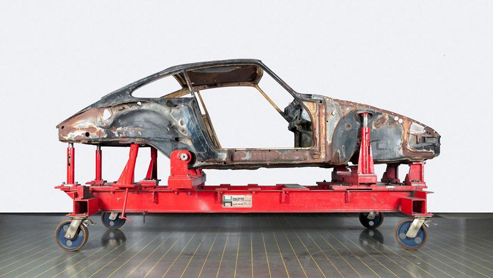 Reconditionare Porsche 911 (8)