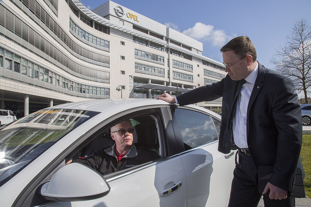Consum Opel Insignia