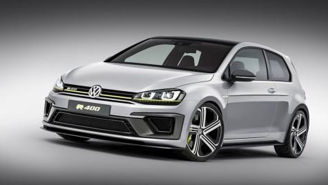 Cireașa de pe tortul compactelor: VW Golf R 400