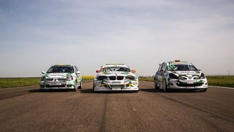 Yacco Racing după prima etapă a CNVCD