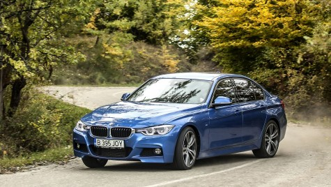 TEST BMW 320d xDrive facelift. Cine-i șeful?