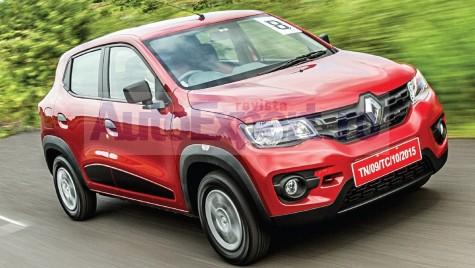 Exclusiv: Primul test cu noua Dacia mini SUV, Renault Kwid