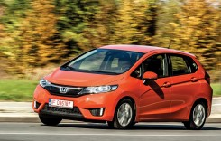 TEST Honda Jazz 1.3 – Unora le place Jazz-ul