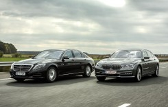TEST BMW Seria 7 versus Mercedes S-Class. Șah la rege?