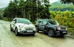 TEST Jeep Renegade versus Fiat 500X. Frați  de cruce