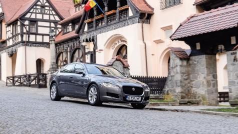 TEST Jaguar XF 20d – XF vrea mult, dar poate?
