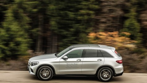 TEST Mercedes GLC 220 d 4Matic – Alt design, aceeași filozofie