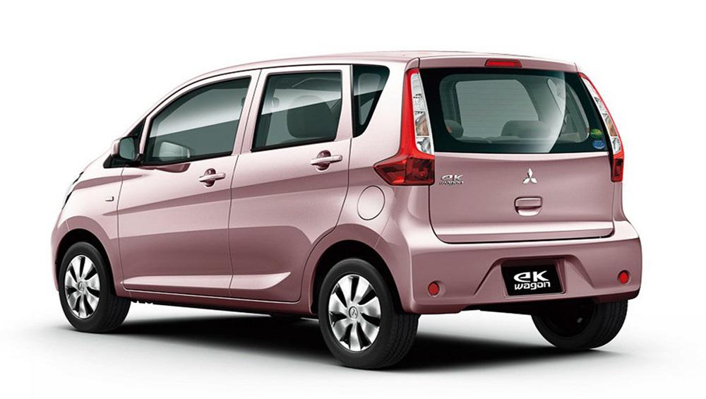 2013 Mitsubishi eK