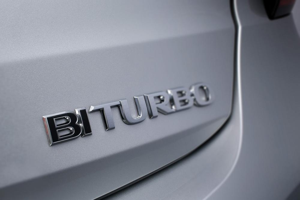 2016 Astra BiTurbo