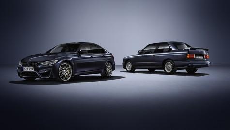 BMW 30 Years M3 serbează trei decenii de adrenalină