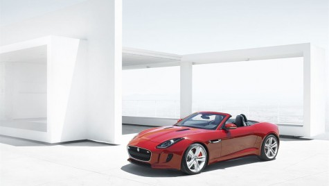 Downsizing sport: Motor de 2 litri pentru Jaguar F-Type