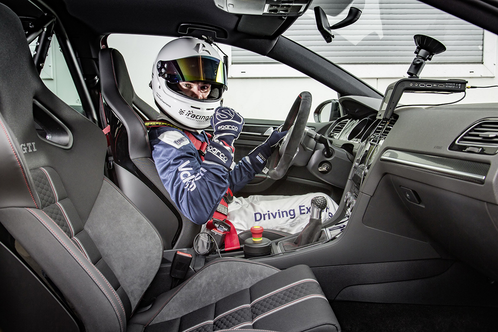 2016 VW Golf Clubsport S