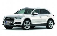 A doua generaţie Audi Q5: mai uşoară şi versiune Plug-In Hybrid