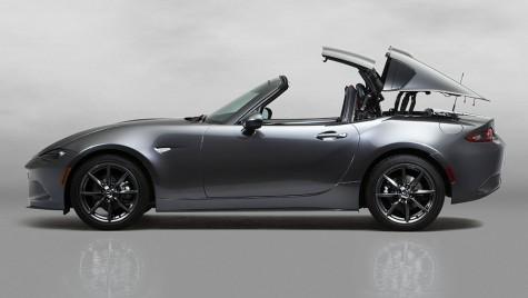 Mazda MX-5 RF – în premieră în Europa