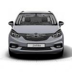 2017 Opel Astra facelift