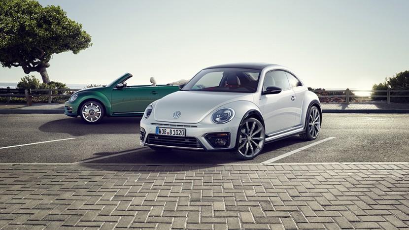 2017 VW Beetle