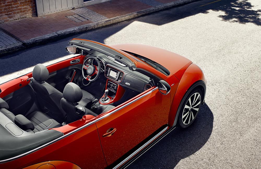 2017 VW Beetle Cabrio R-Line