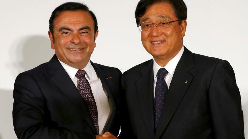 Alianta Nissan - Mitsubishi (2)