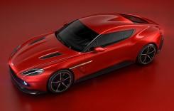 Aston Martin Vanquish Zagato: mamma mia!