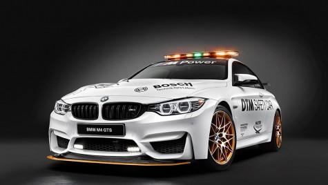 Promovare la nivel înalt: BMW M4 GTS, safety car în DTM