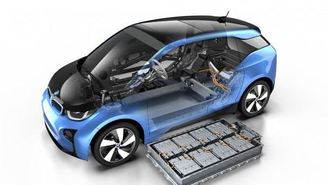 Palmă peste obrazul concurenței: noua baterie pentru BMW i3